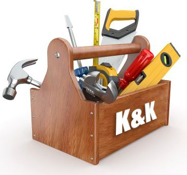 A tool-box as might be used by K&K's professional fitting service