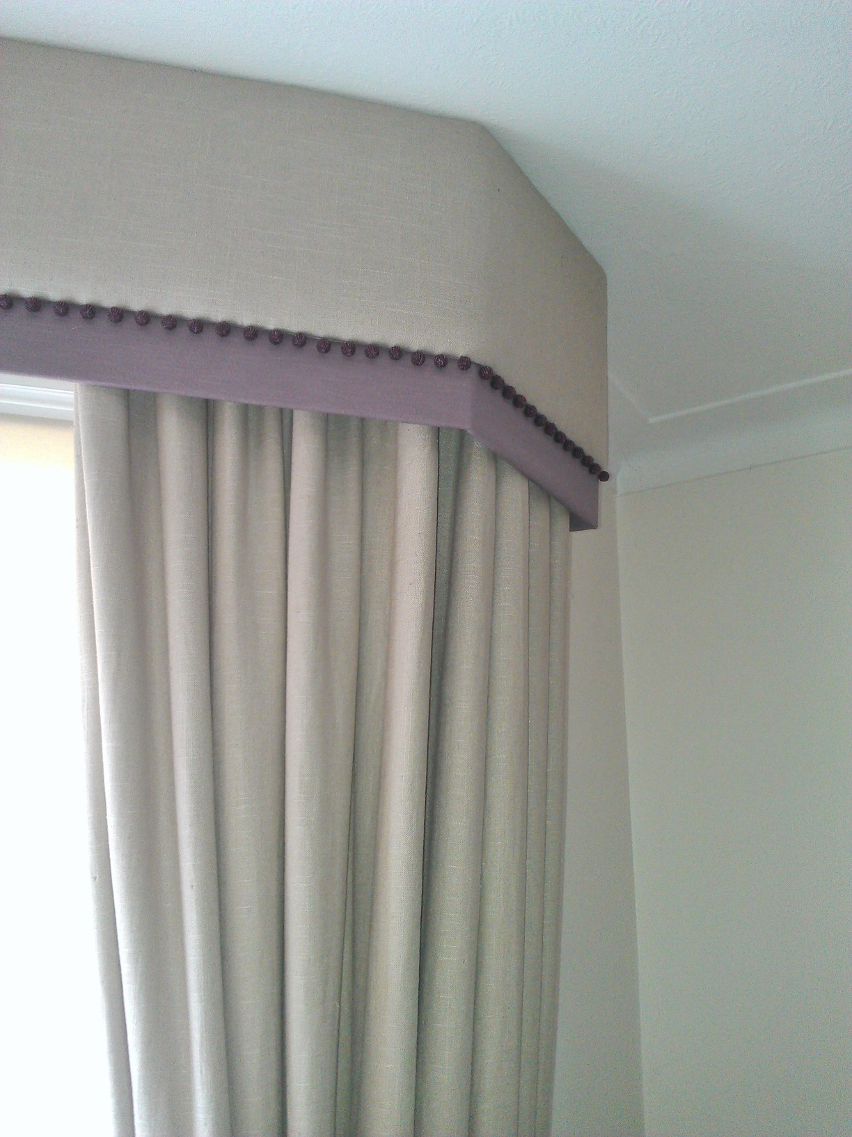 K Amp K Curtains Tag Pelmet