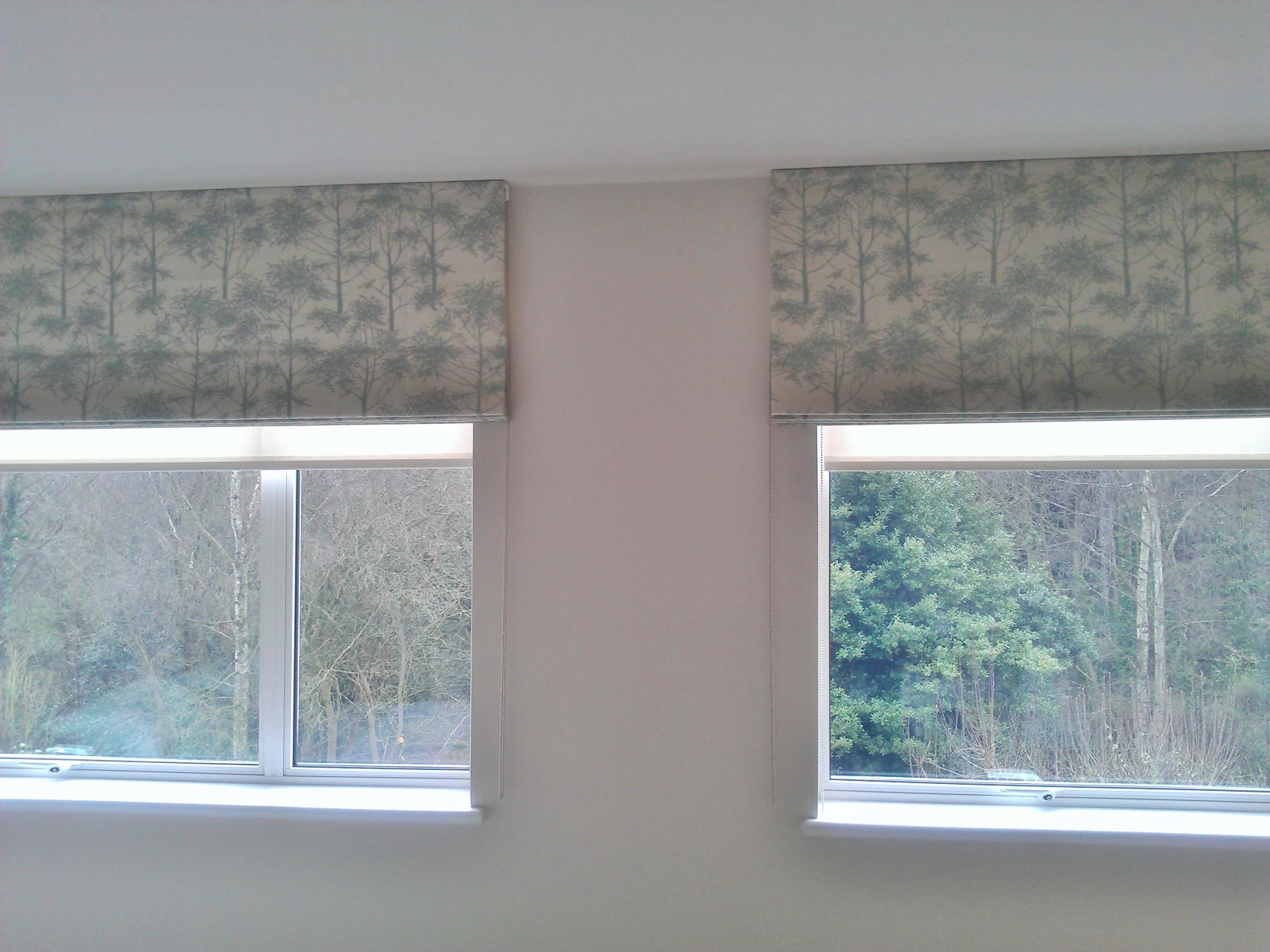 K Amp K Curtains Mill Hill Nw7 Roman Blinds